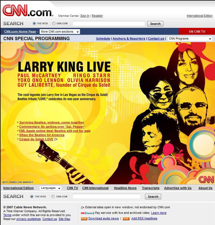 2006.larry.king.beatles.2006